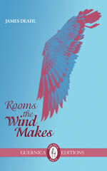 book cover Rooms Wind Makes by James Deahl