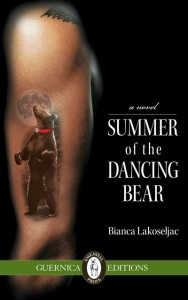 Summer of the Dancing Bear book cover