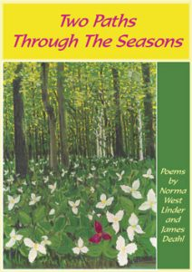 Book cover, Two Paths Through the Seasons