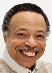 Canadian Writer and Toronto Poet Laureat George Elliott Clarke