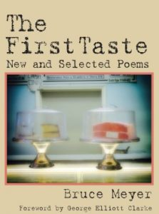 The First Taste - book cover