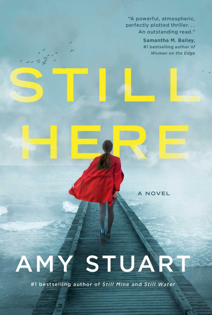 Still Here book cover by Canadian author Amy Stuart