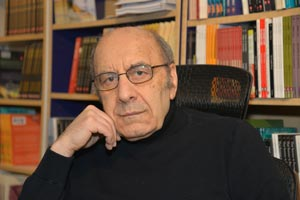 Canadian writer and publisher Michael Mirolla