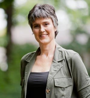 Canadian thriller author writer Colleen Winter