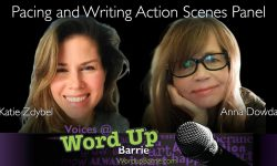 writers panel Pacing and Writing Action Scenes